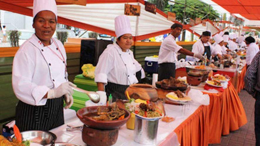 Saborea Suchi, festival gastronómico en Suchitepéquez   Marzo 2019