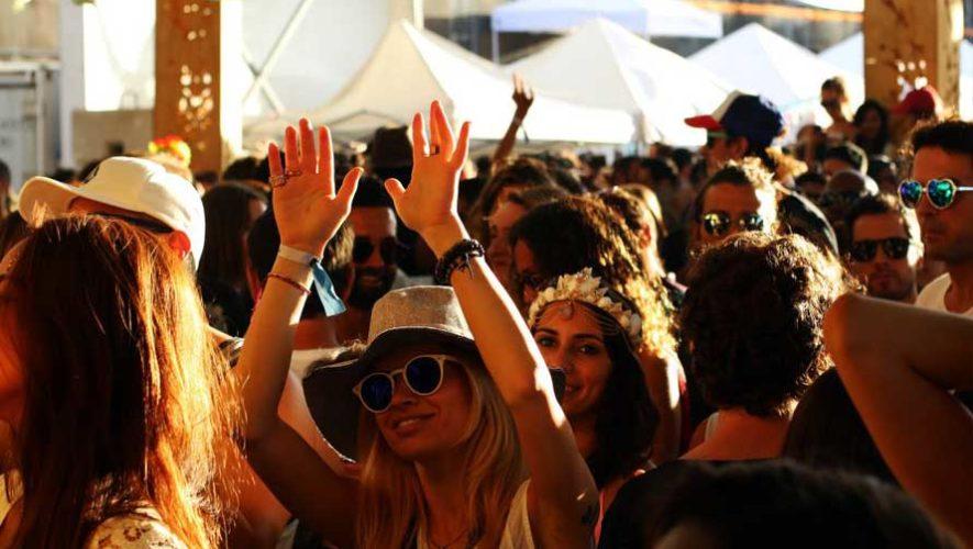 Fiesta de verano en Xela   Marzo 2019