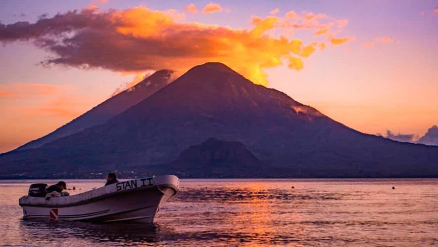 Fotos del Lago de Atitlán captadas por Cindy Lorenzo fueron destacadas por BBC Mundo 2019