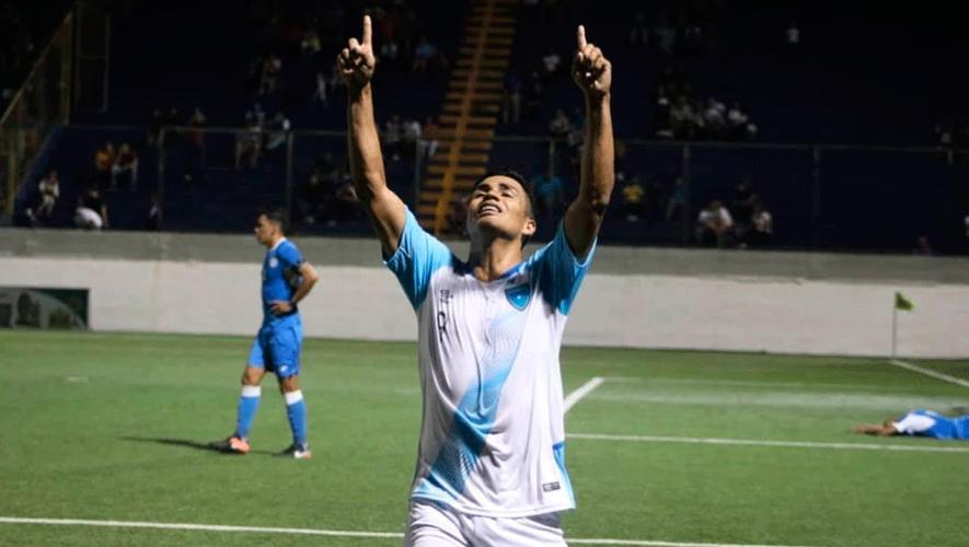 Grupo de Guatemala para la Liga de Naciones C de la Concacaf 2019