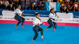 Guatemala selló 5 plazas en taekwondo para los Juegos Panamericanos de Lima 2019
