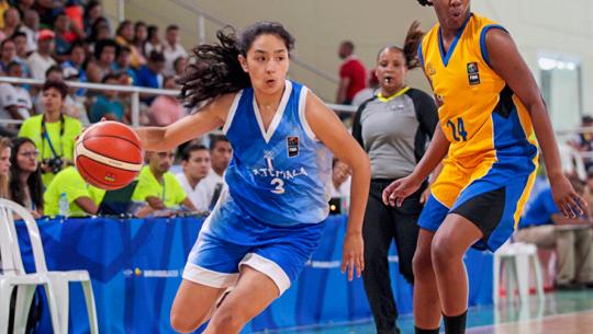 Guatemala será sede del Torneo Centroamericano COCABA U-16 2019
