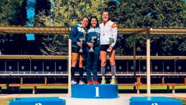 Guatemaltecas se llevaron las medallas del International Open Trofeo Iberoamericano 2019