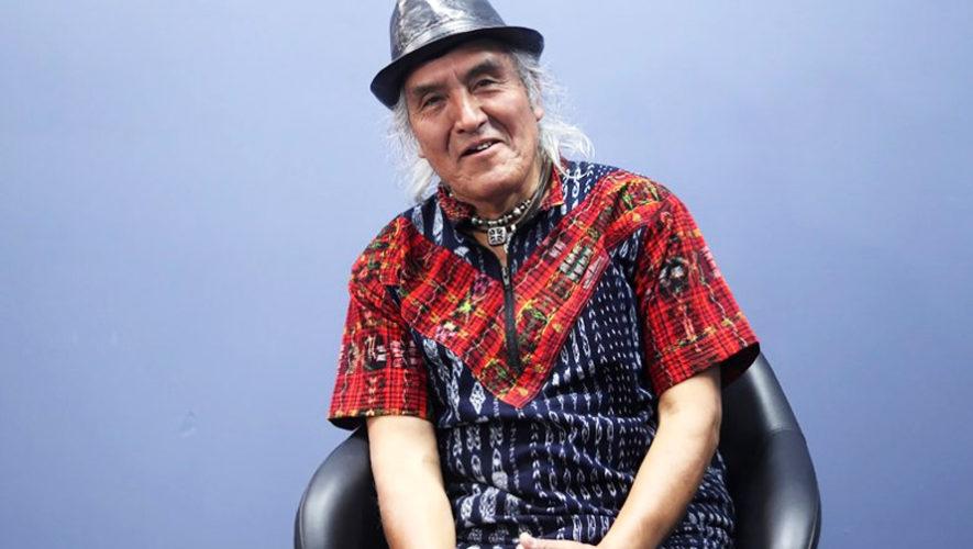 Homenaje a Humberto Ak'abal en Guatemala   Marzo 2019