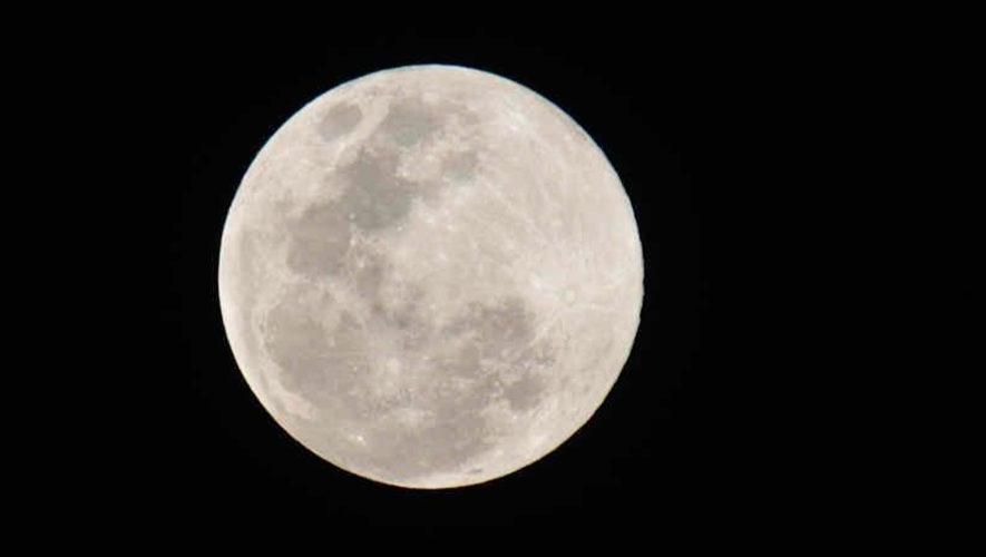 Hora y fecha para ver la última Superluna de 2019 desde Guatemala