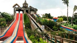 Inauguran Xejuyup, el nuevo parque del Irtra de Retalhuleu