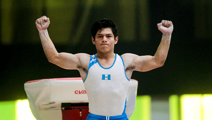 Jorge Vega se clasificó a la final de la World Cup Doha 2019