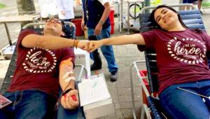 Jornada de donación de sangre en Guatemala | Marzo 2019