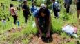 Jornada de reforestación en las faldas del Volcán de Agua | Junio 2019