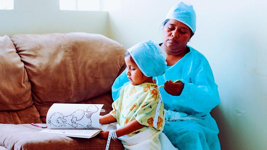 Jornada gratuita de ortopedia para niños en la Ciudad de Guatemala en marzo 2019