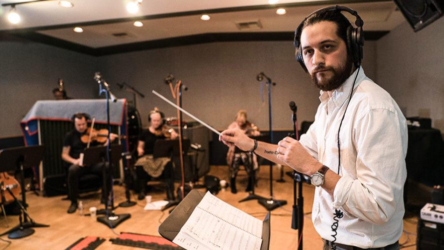 José Estrada, músico de Quetzaltenango, triunfa en Hollywood con su música