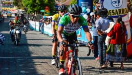 Julián Yac se llevó la victoria de la Vuelta al Altiplano Marquense 2019