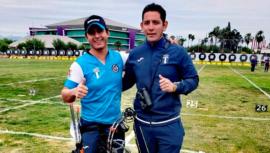 Julio Barillas fue el segundo mejor arquero del Gran Prix Mexicano 2019