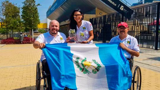 Julio Rueda festejó con doble título en el Barranquilla Open 2019