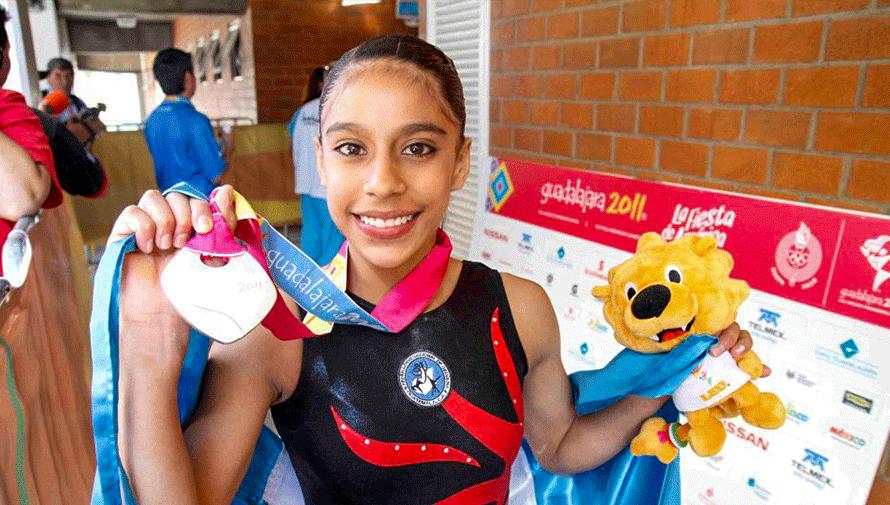Las 7 mujeres de oro en el deporte de Guatemala