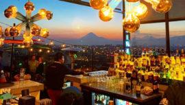 Restaurantes con vista en la Ciudad de Guatemala