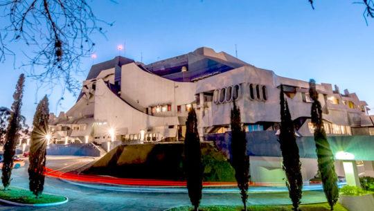 Lugares escondidos del Teatro Nacional de Guatemala