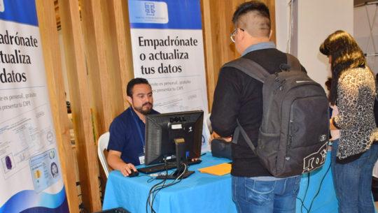 Lugares para empadronarte en la Ciudad de Guatemala