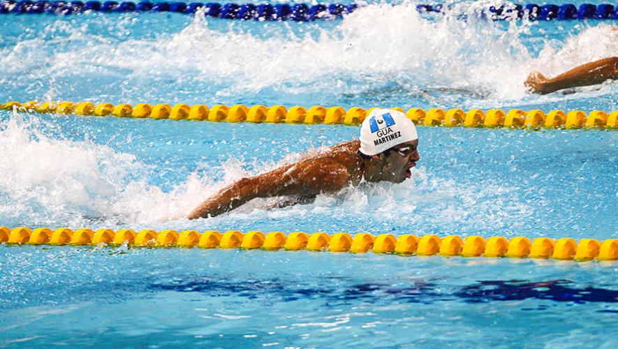 Luis Martínez se llevó 2 bronces del TYR Pro Swim Series – Des Moines 2019