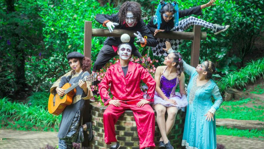 Mina de Paletas, obra de teatro familiar en la UP   Marzo 2019