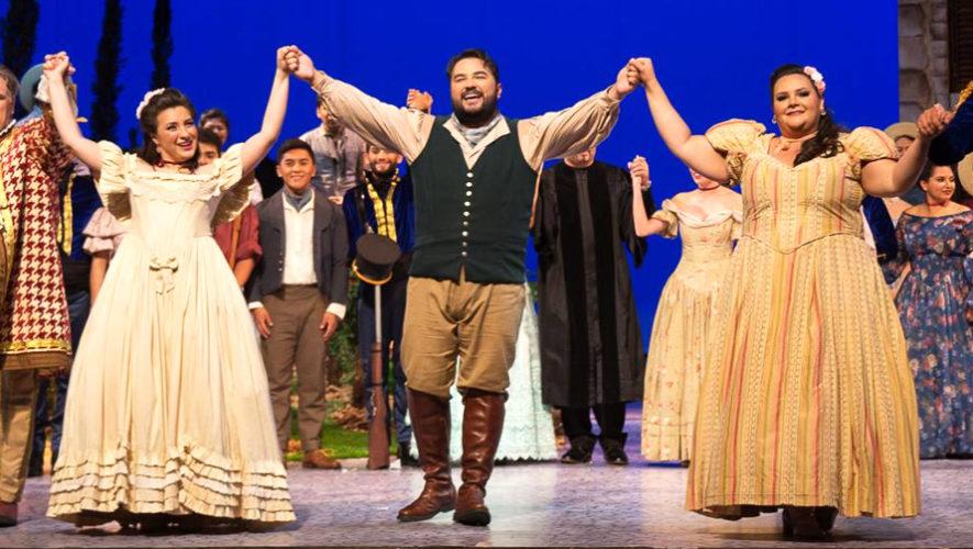 Ópera La Traviata en vivo en Guatemala | Mayo 2019