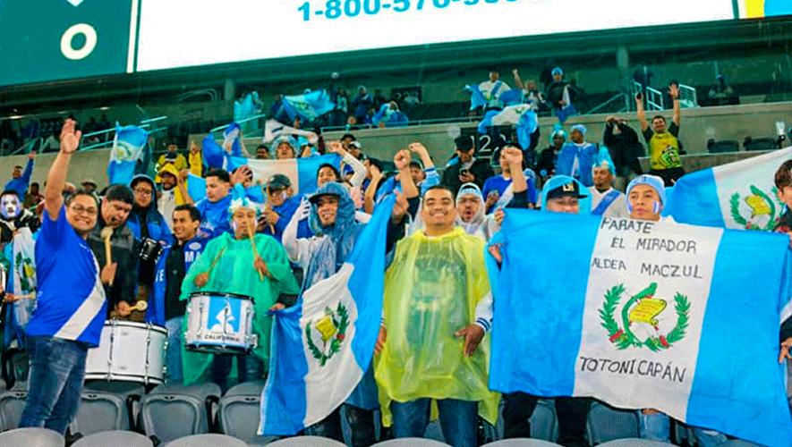 Partido amistoso de Guatemala vs. Costa Rica | Marzo 2019