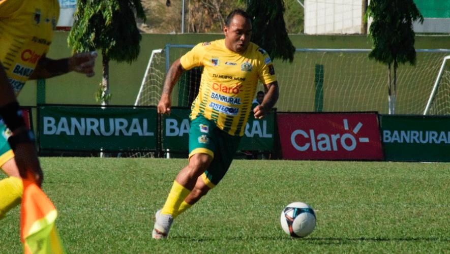 Partido de Guastatoya y Sanarate por el Torneo Clausura | Marzo 2019