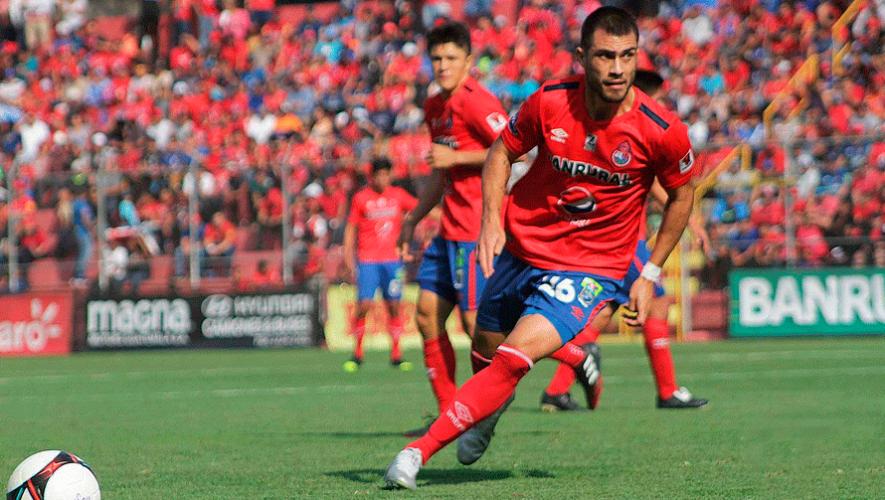Partido de Municipal y Cobán por el Torneo Clausura | Marzo 2019