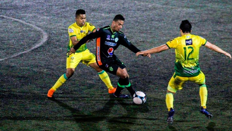 Partido de Petapa y Antigua por el Torneo Clausura | Marzo 2019