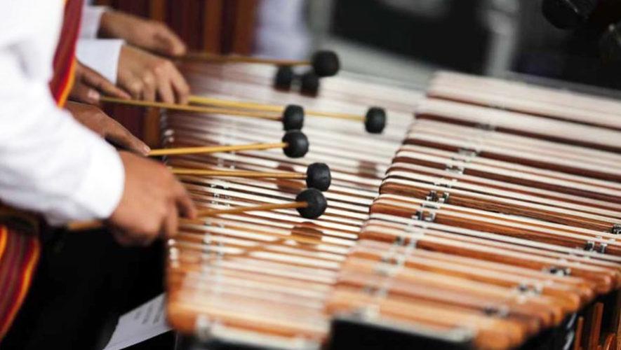 Presentación gratuita de la Marimba Nacional de Concierto | Abril 2019