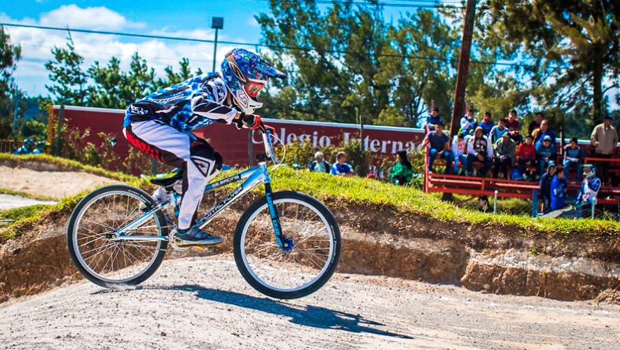Primera fecha UCI del Campeonato Centroamericano de BMX | Marzo 2019