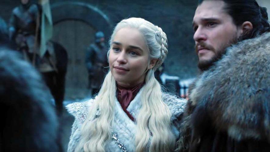 Proyección en pantalla grande del estreno de Game of Thrones | Abril 2019