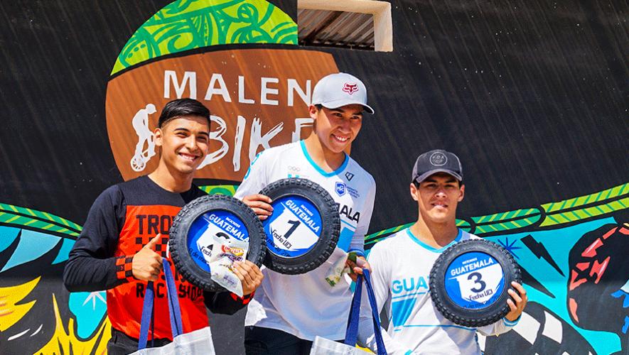 Sebastián López sobresalió en la fecha UCI y Centroamericano de BMX 2019