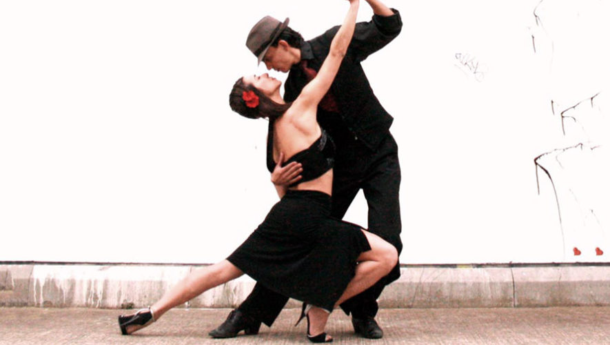 Show de tango argentino en Antigua Guatemala | Marzo 2019