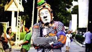 Show gratuito del mimo Karcocha en Guatemala   Marzo 2019
