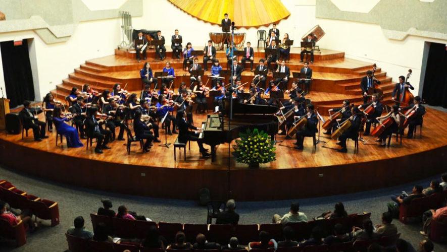 Sinfonía No. 2 de Beethoven, por la Orquesta Sinfónica del Conservatorio | Marzo 2019