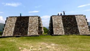 Tour en bicicleta hacia las ruinas de Mixco Viejo, Chimaltenango   Marzo 2019