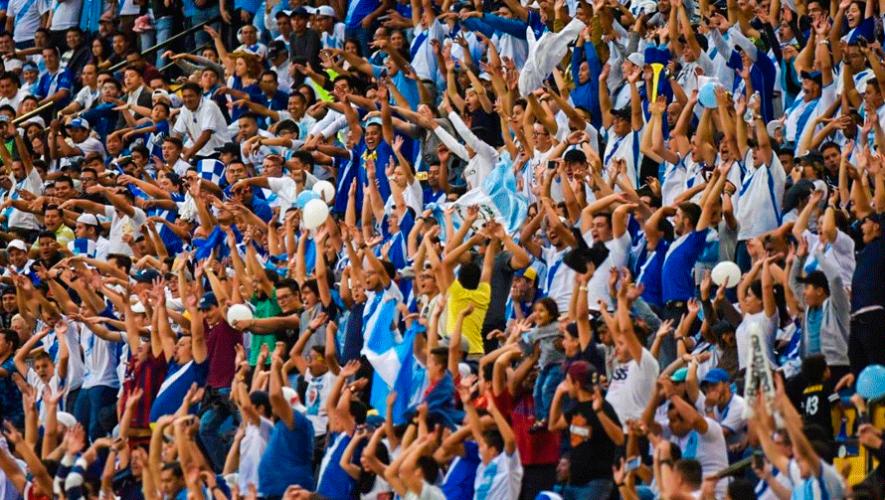 Transmisión en vivo del partido Guatemala vs. Costa Rica, marzo 2019