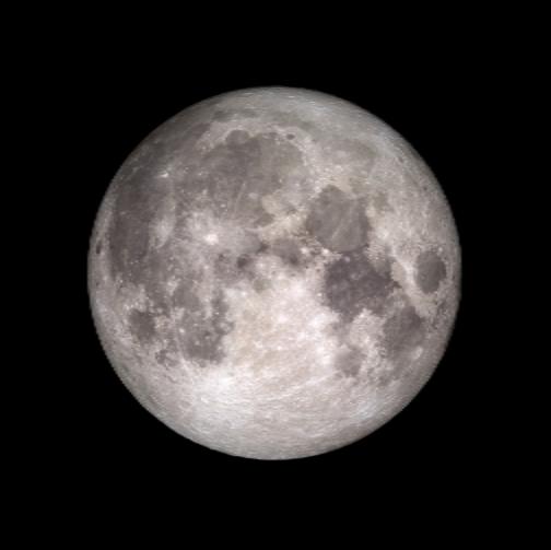 Última Superluna del 2019