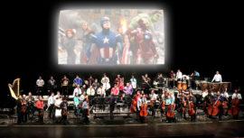 Un Concierto de Película, por la Orquesta Sinfónica Nacional | Abril 2019