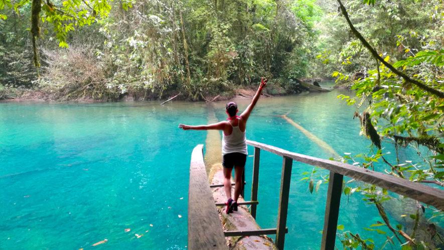Viaje de 3 días a Hun Nal Ye, Alta Verapaz   Abril 2019