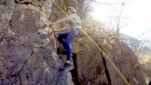 Viaje de un día para aprender a escalar en roca en Amatitlán | Marzo 2019