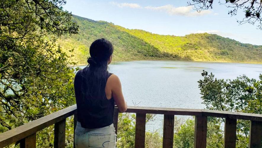 Viaje familiar al Volcán y Laguna de Ipala | Abril 2019