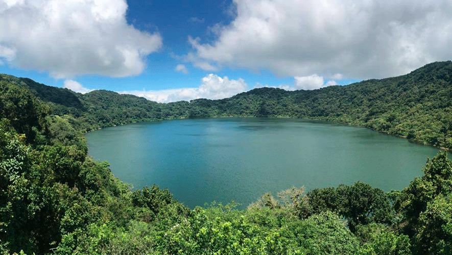 Viaje familiar para conocer el volcán de Ipala y su laguna   Marzo 2019