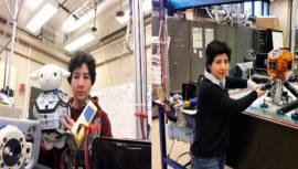 Wendy Miranda participó en un programa del Instituto de Tecnología de Massachusetts y la NASA