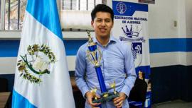 Winston Cu repitió triunfo en el Campeonato Nacional 2019