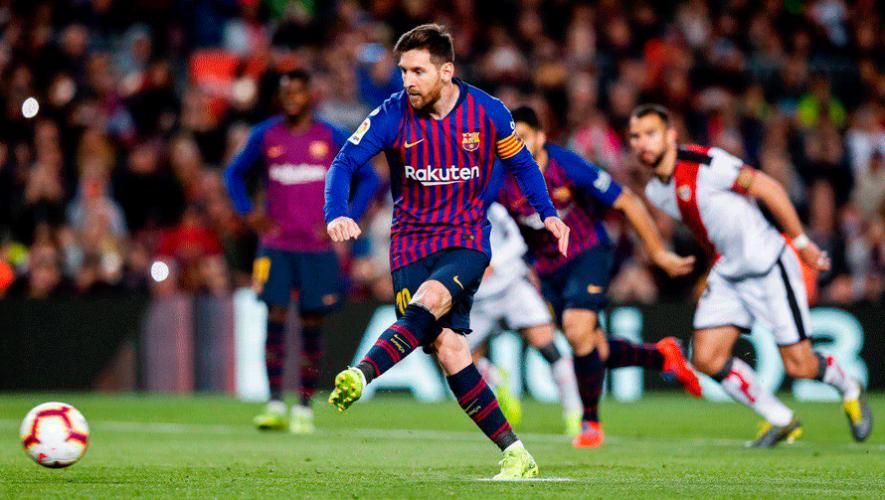 Canales y horarios para ver los partidos del FC Barcelona en Guatemala