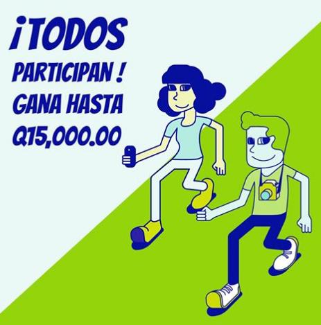 concurso fotográfico de la Ciudad de Guatemala