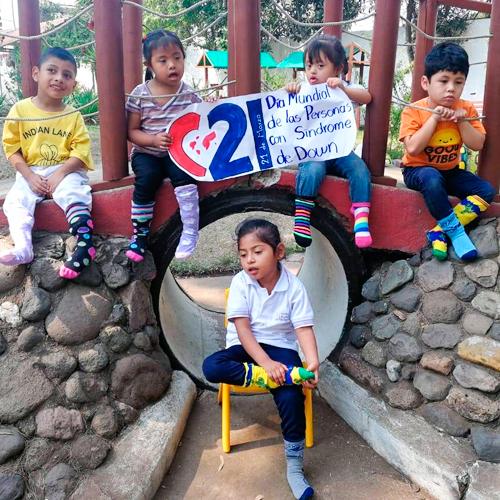 reto de calcetines de colores se vuelve viral en Guatemala