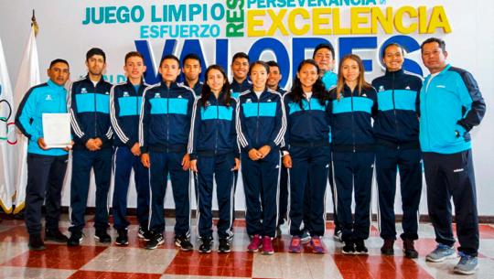 13 marchistas de Guatemala competirán en el IAAF Challenge y Copa Panamericana 2019